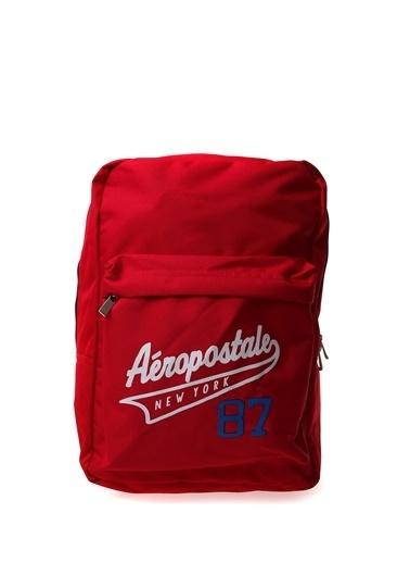 Aeropostale Sırt Çantası Kırmızı